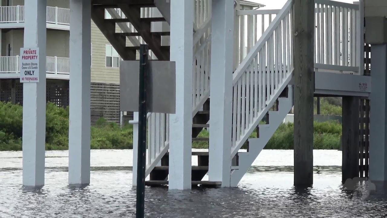 09-06-2019 Southport/Oak Island, NC Hurricane Dorian Outer Eyewall  Winds/Flooding/Damage