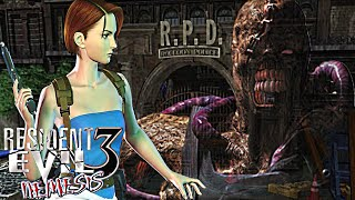 Resident Evil 3 Speed Run Knife Only No Damage Rank A