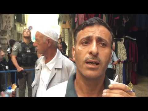 الاحتلال يمنع حراس الأقصى من الاعتصام على باب المجلس  - نشر قبل 21 دقيقة
