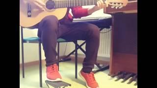 موسيقى وادي الذئاب- عزف جيتار Gitarre
