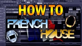 COMO HACER FRENCH HOUSE