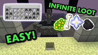 SIMPLE 1.17 AUTOMATIC WIṪHER KILLER TUTORIAL in Minecraft Bedrock (MCPE/Xbox/PS4/Switch/Windows10)