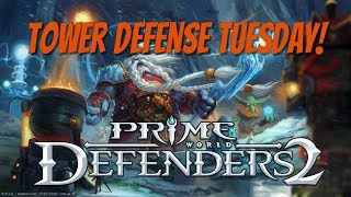 Tower Defense Tuesday - Prime World: Defenders 2!