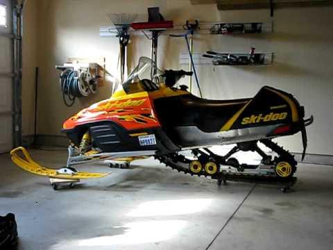 SkiDoo MXZ 700