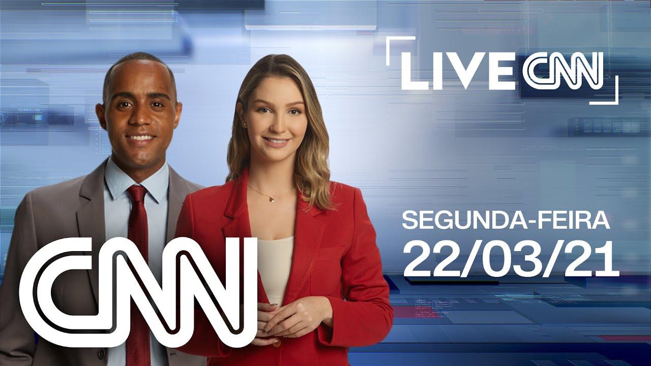 LIVE CNN  - 22/03/2021