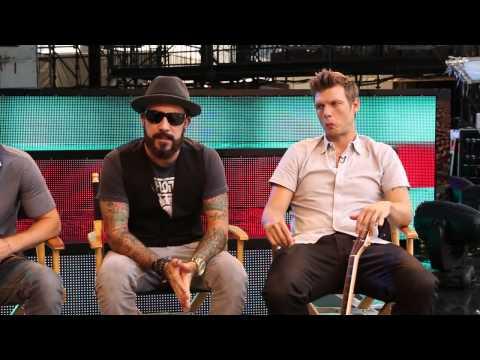 Backstreet Boys - 2013 - Larry King