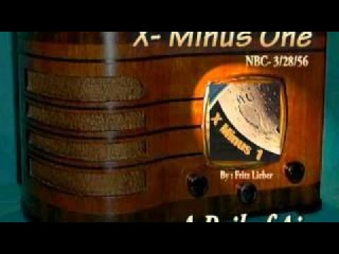 X-Minus One A Pail of Air 3/28/56 Oldtime Radio SciFi Drama
