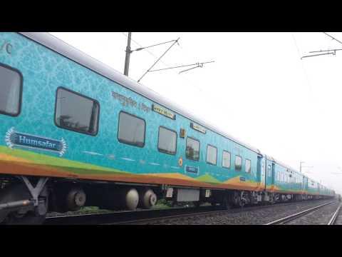 Indian Luxurious : Bandra - Patna Humsafar Express