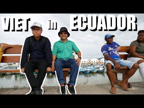 Why this Vietnamese Man Lives in Ecuador... for Life? - a Kyle Le doc.