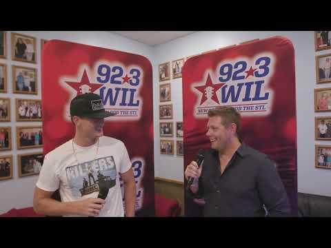 Marty Brooks interviews Parker McCollum