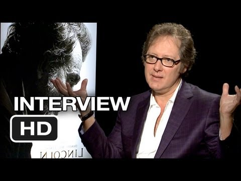 Lincoln Full Interview - James Spader (2012) - Steven Spielberg Movie HD