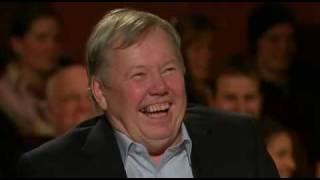 Bert skrattar