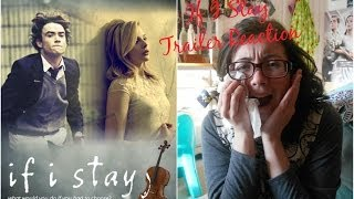 If I Stay Trailer Reaction