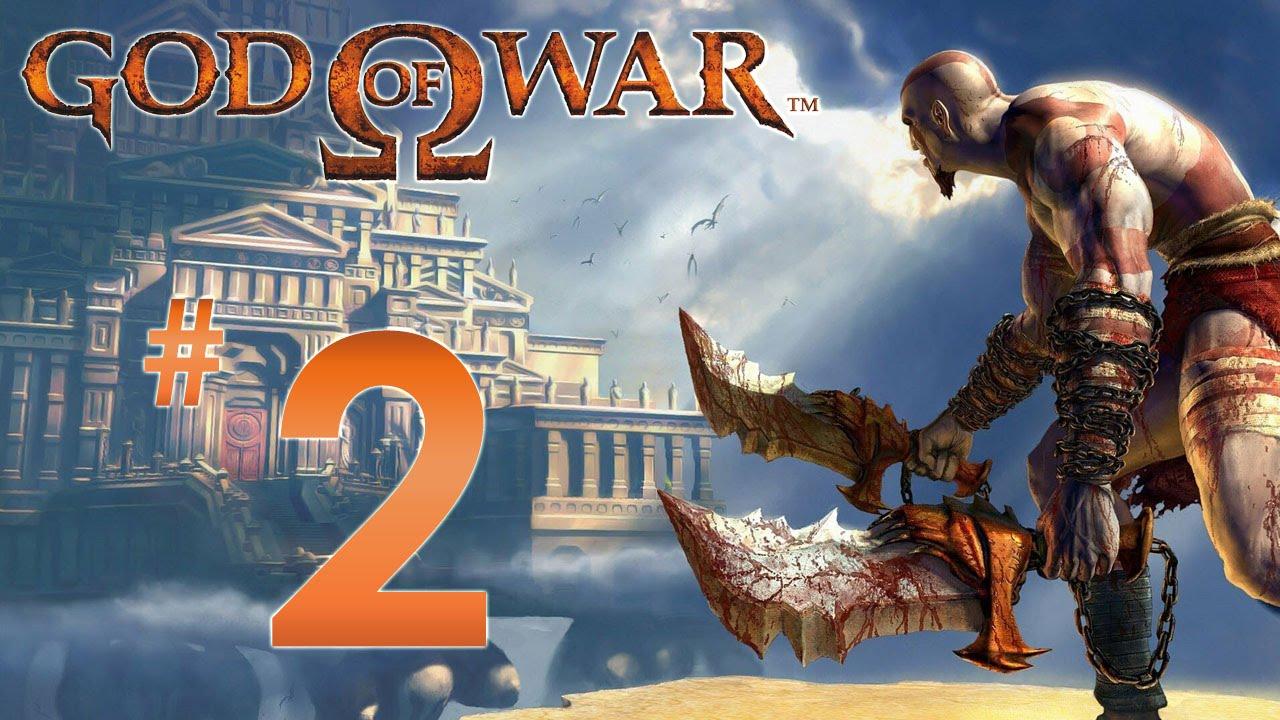 【黑仔熊實況臺】God Of War 戰神 EP2 - YouTube