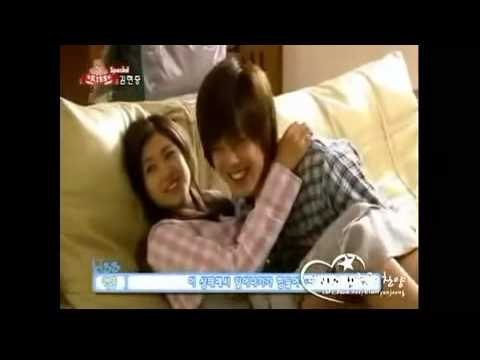 fanvid Kim Hyun Joong and Jung So Min  Crush