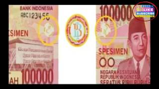 Penjelasan Dari BI soal Isu Gambar Palu Arit Atau PKI Di Uang Rp.100.000 | Norman Upright