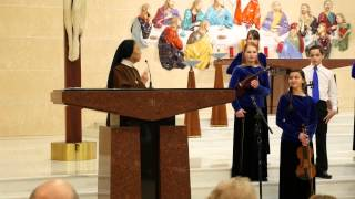 "Poor Clares Christmas Concert 2014 - ""Let Us Keep Awake"""