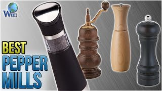 10 Best Pepper Mills 2018