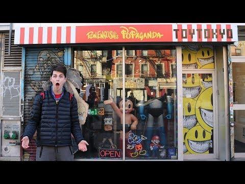 Toy Tokyo Funko Pop Hunting  Chase Pop Claw Machine