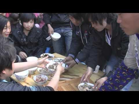 Hmong suav wedding clip from China