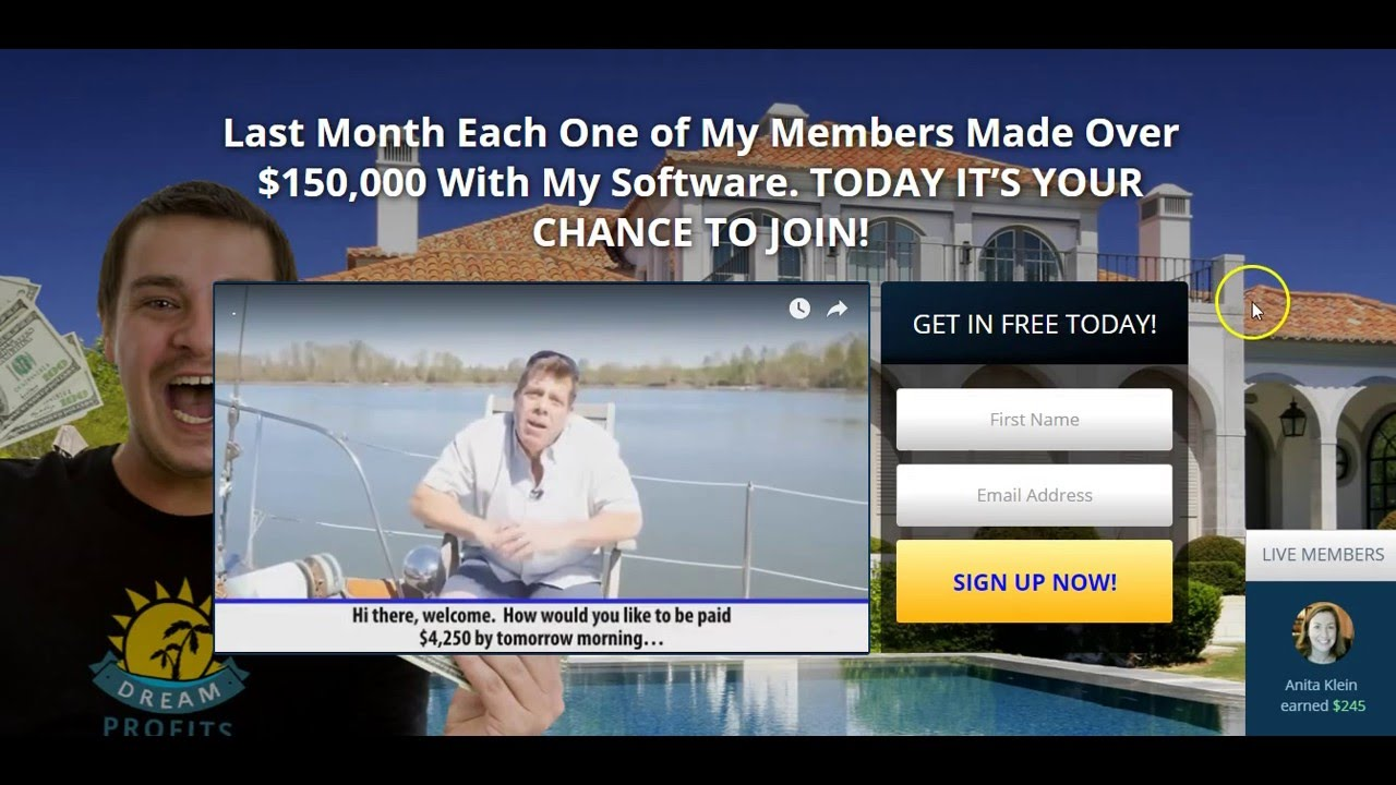 profits with binary options review