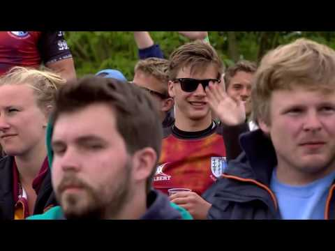 Flanders Open Rugby 2016 | Men Cup Semi Final 1