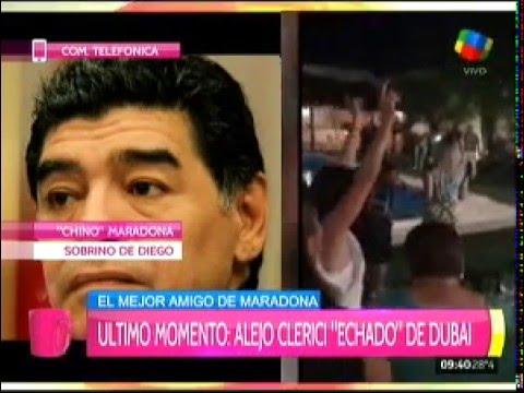 El Chino Maradona confirmó la tensión entre Gianinna y Jana en Navidad