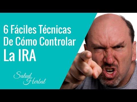 6 Fáciles Técnicas De Como Controlar La Ira   como controlar la ira y el enojo