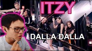 [MV Reaction] ITZY - 'DALLA DALLA'