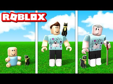 GROWING UP IN ROBLOX