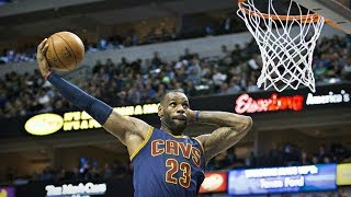 LeBron James 10 Most Disrespectful Dunks Of All-Time