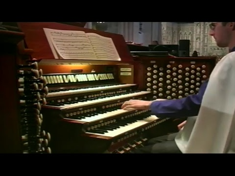 July 30, 2017: Sunday Worship Service at Washington National Cathedral