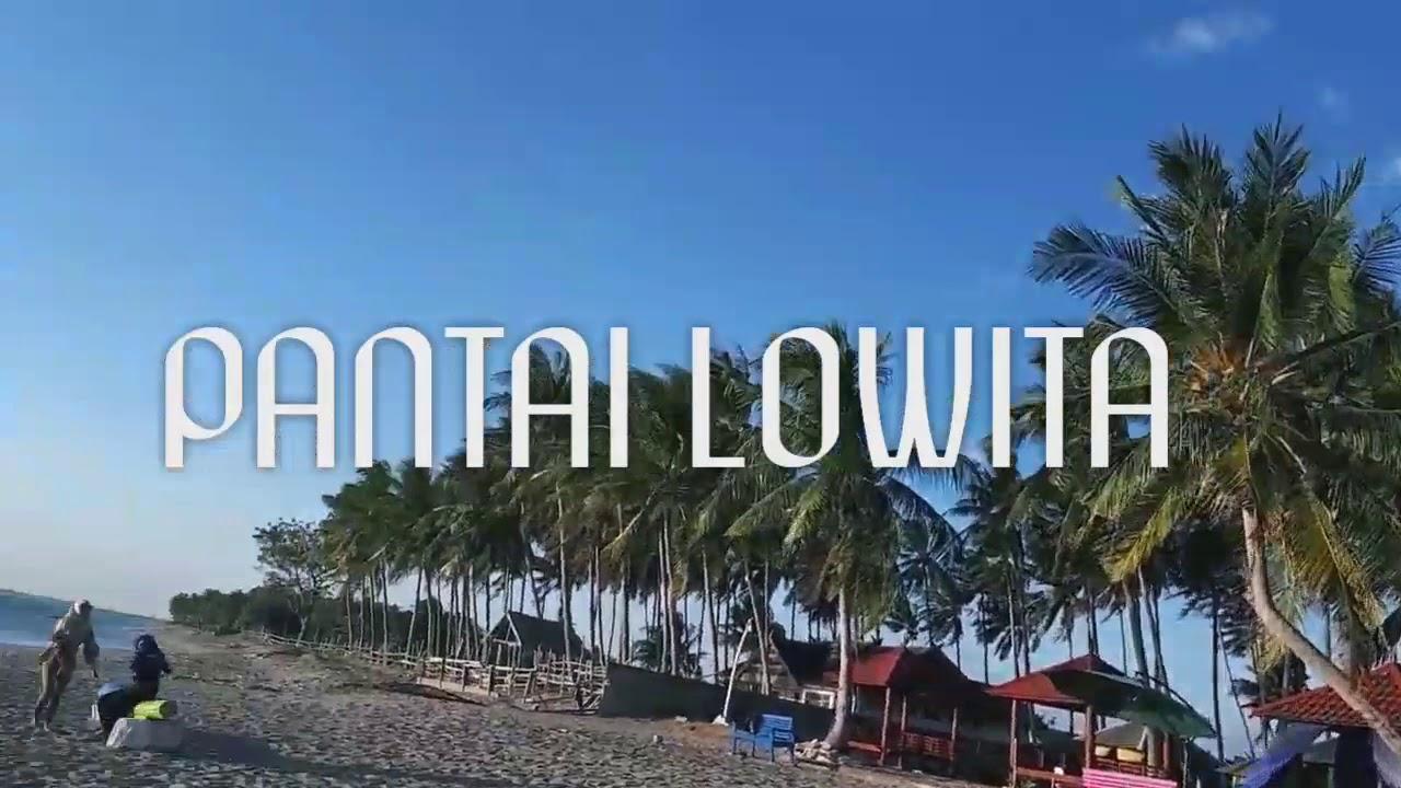 Keindahan Pantai Lowita di Pinrang, Sulawesi Selatan