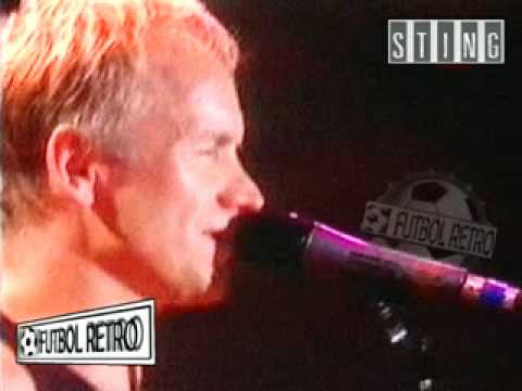 STING en Argentina 2001 - Every Breath You Take