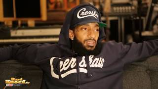 Nipsey Hussle - Feeling overwhelmed & how to deal with it