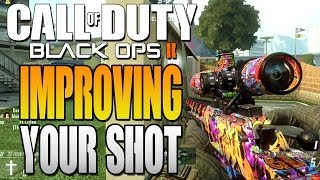 Call of Duty Sniping - Improve your shot, Don