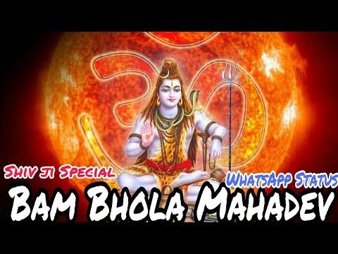Bam Bhola Mahadev ||Prabhu Shiv Shankar Mahadev || Best Whatsapp Status ||Vk Music Center👍