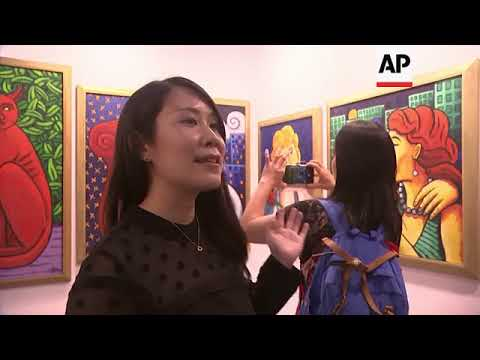 Art Revolution fair opens in Taipei