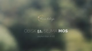 Youtube video Vlog: Obisk 51. sejma MOS
