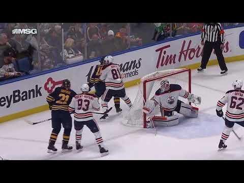 Edmonton Oilers vs Buffalo Sabres - November 24, 2017   Game Highlights   NHL 2017/18