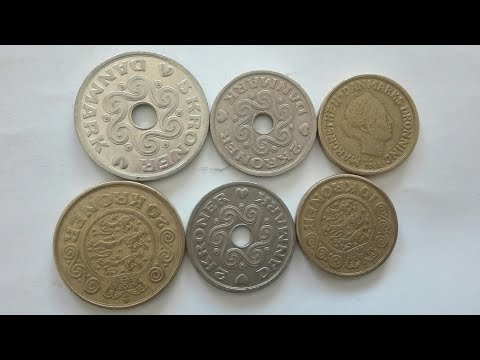 1 Rs, €, $, £ equal to how many Danish Krone DKK