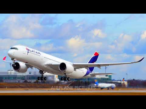 Latam Airlines Airbus a350XWB Quick Review, Economy-Business Class.