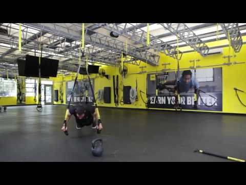 TRX Moves of the Week: Functional Training Ep. 9