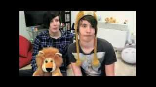 danisnotonfire - dont go there girlfriend (AmazingPhil - My American Accent)