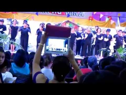 Buwan ng Wika August 29, 2014 at St Theodore School Explosion