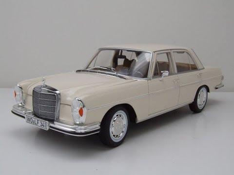 modellautocenter mercedes 280 se limousine w108 1968. Black Bedroom Furniture Sets. Home Design Ideas