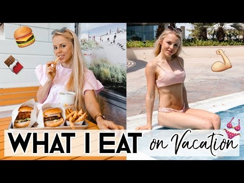 CHEAT WEEK?! FULL DAY OF EATING ON VACATION / HOLIDAY
