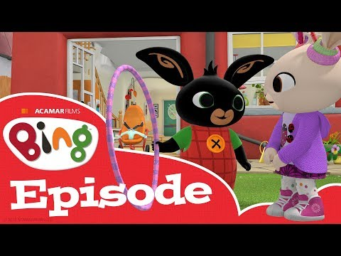 Hula Hoop - Bing Full Episode   Cartoons For Kids   Bing Bunny