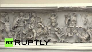 Germany: Take one last look at the famed Pergamon Altar before five year renovation kicks in