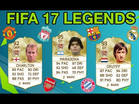 If Your Club Could Add One Legend To FIFA...